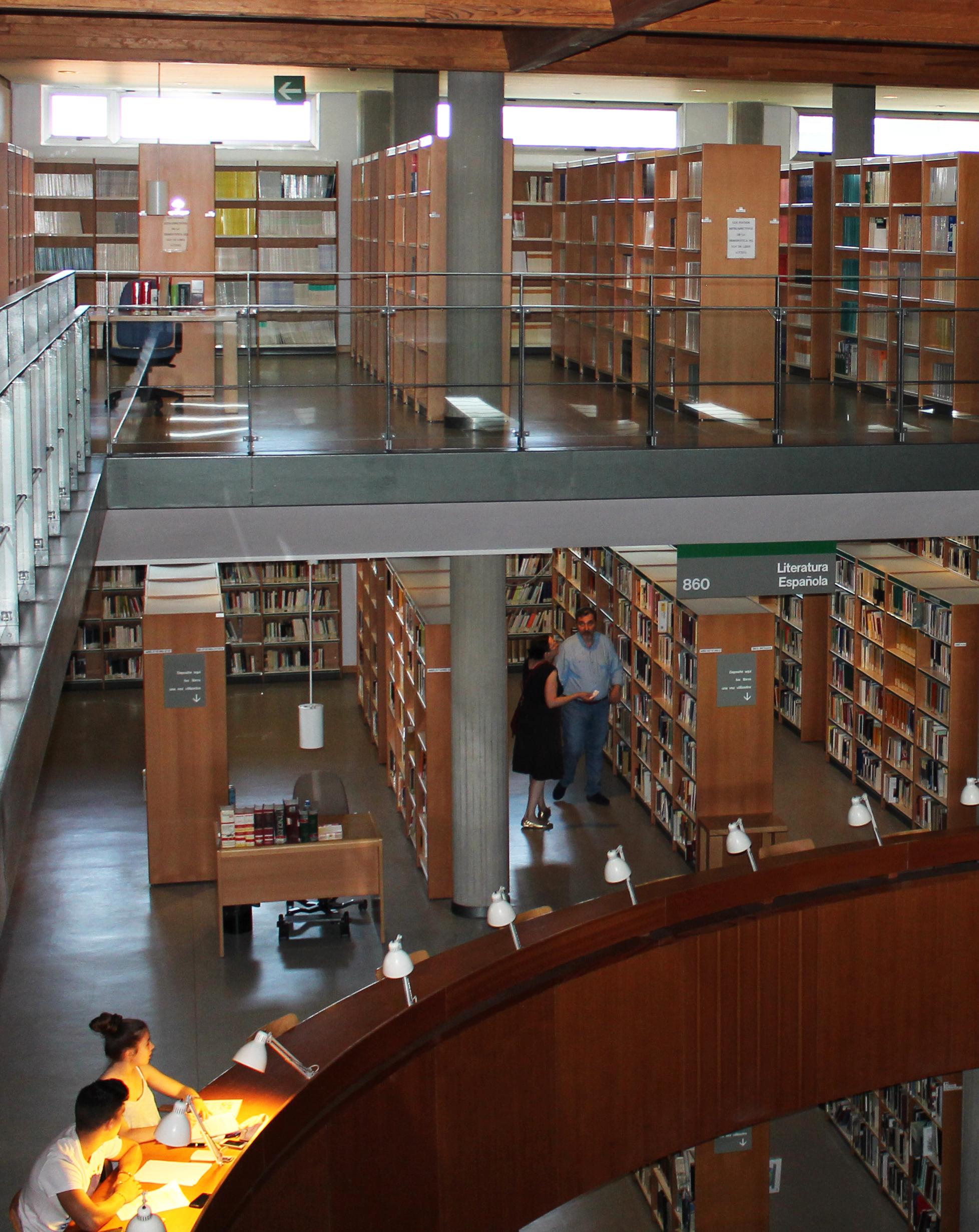 Biblioteca UNED